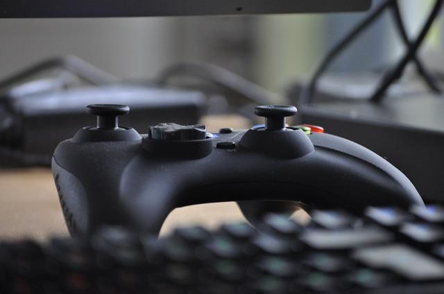 Controller für Spieleabende auf dem Computer oder playstation